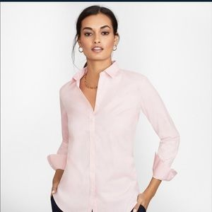 Brooks Brothers non-iron stretch blouse